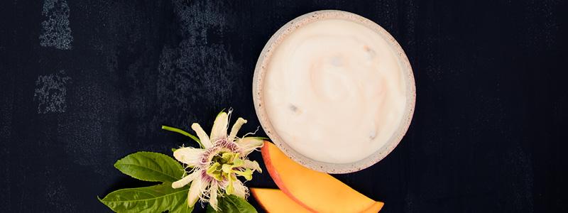Brownes Foods Operations Mango Passionfruit Yoghurt