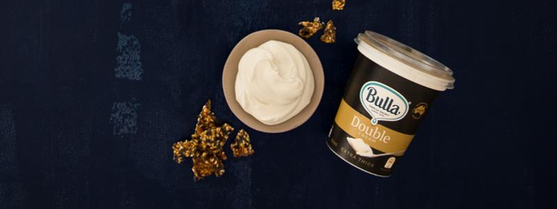Bulla Dairy Foods Double Cream