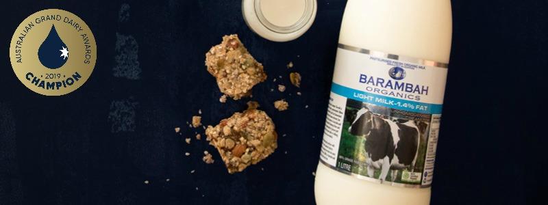 Champion - Barambah Organics Light Milk