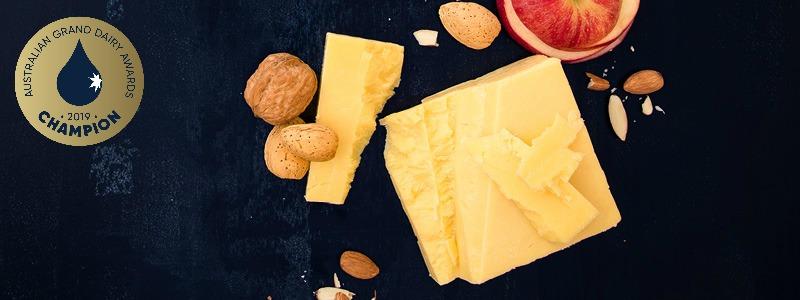 Champion - Bega Cheese Heritage Reserve Vintage Cheddar