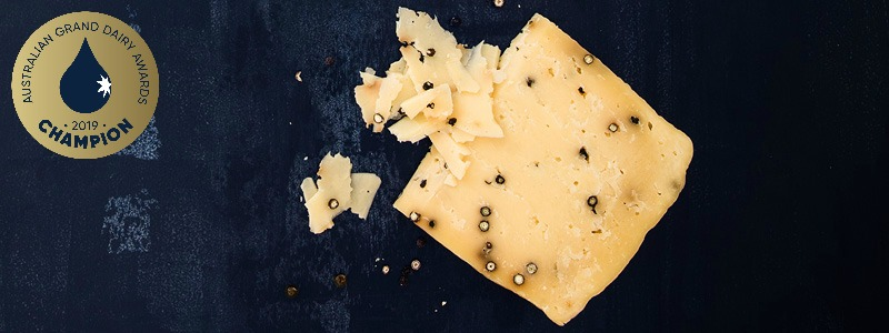 Champion - Floridia Cheese Pecorino Pepato