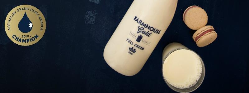 Champion - Farmhouse Gold Milk
