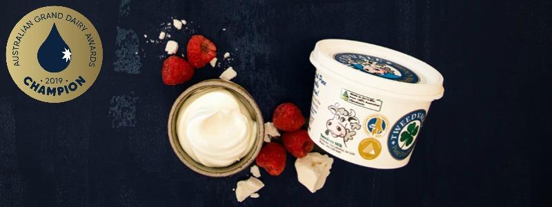 Champion - Tweedvale Milk Pure Double Cream