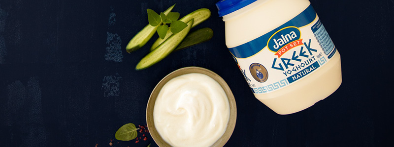 Jalna Dairy Foods Greek Natural Yoghurt