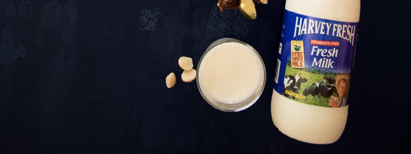 Parmalat Australia - Harvey Fresh Full Cream Milk